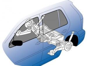 Изменения в ходовой части Volkswagen