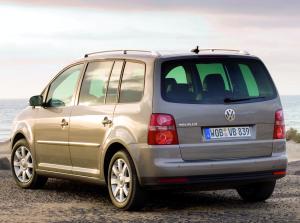 Volkswagen Touran – вместительный минивэн