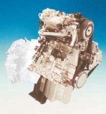 Двигатель TDI рабочим объемом 1,2 л