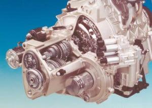 Механическая коробка передач модели с электронным управлением механизма