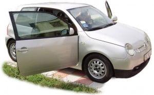 Двери Volkswagen Lupo