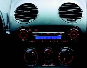 Радио и аудиосистема