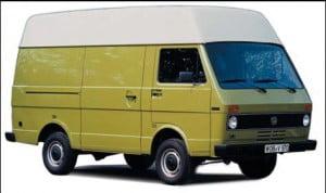 Автомобили малой грузоподъемности концерна Volkswagen
