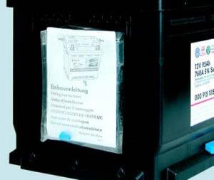 Инструкция по установке на Оригинальной батарее фирмы