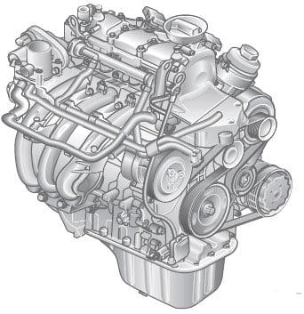Трехцилиндровые бензиновые двигатели рабочим объемом 1,2 л