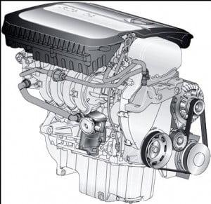 Двигатель 1,4 л/55 кВт