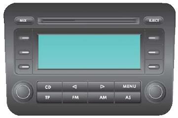 Головное устройство RCD 300