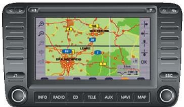 Радионавигационная система MFD 2