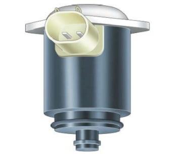 Электромагнитный клапан системы  Servotronic