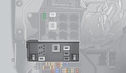 Блок управления бортовой сетью
