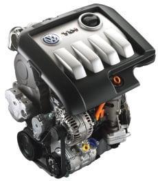 Двигатель TDI 2,0 л/103 кВт, 2 кл./цил