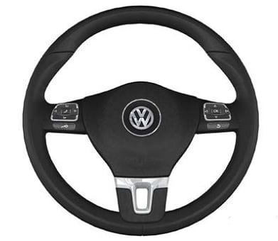 Многофункциональное рулевое колесо Golf 2009