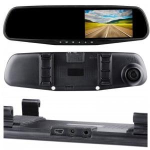Автомобильное зеркало заднего вида с 2-х канальным FULL HD видеорегистратором Blackview MD X2 DUAL